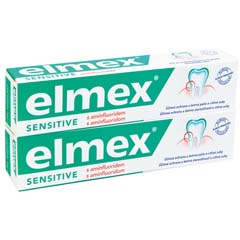 Zubní pasta elmex Sensitive 2x75ml DUO
