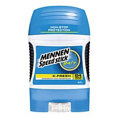 Gel Mennen Speed Stick 24/7 Gel X-Fresh 85g