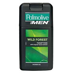 Sprchový gel Palmolive For Men Wild Forest 2v1 250 ml