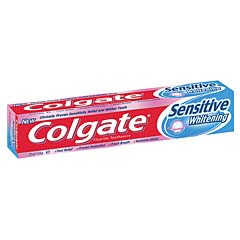 Zubní pasta Colgate Sensitive Whitening 75 ml