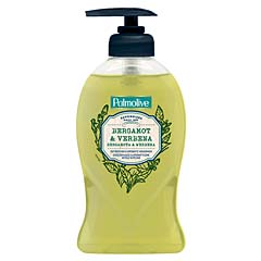 Tekuté mýdlo Palmolive Authentic Bergamot & Verbena 250 ml