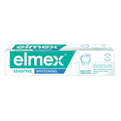 Zubní pasta elmex Sensitive Whitening 75ml