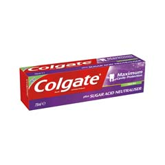 Zubní pasta Colgate Maximum Cavity Protection Fresh Mint 75ml
