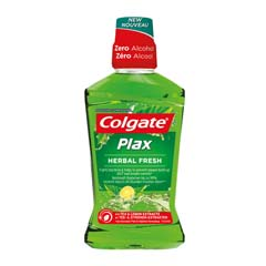 Ústní voda Colgate Plax Herbal Fresh 500ml