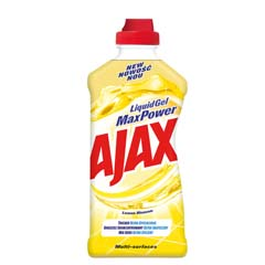 Ajax Liquid Gel Max Power Lemon Blossom 750 ml