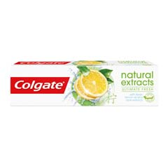 Zubní pasta Colgate Natural Extracts Ultimate Fresh 75 ml