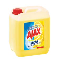 Ajax BDC Boost Baking Soda a Lemon 5 l