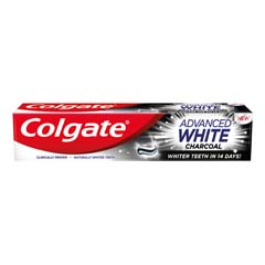 Zubní pasta Colgate Advanced White Charcoal 75 ml