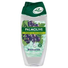Sprchový gel Palmolive Pure&Delight Blackcurrant 250 ml