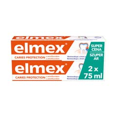 Zubní pasta elmex Caries Protection duopack 2 × 75 ml