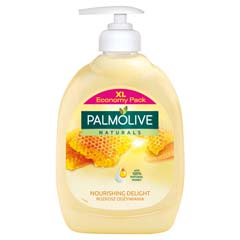 Tekuté mýdlo Palmolive Naturals Milk & Honey 500 ml