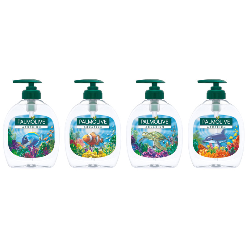 Tekut m dlo palmolive aquarium 300 ml katalog produkt for Aquarium katalog